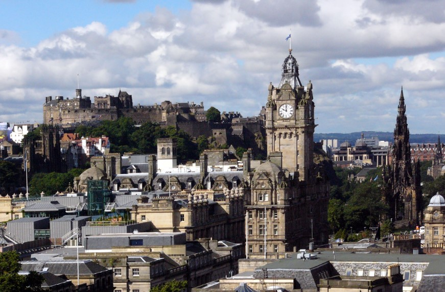 Higher Degree in Edinburgh: Diverse Program Options at Its Established Universities